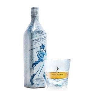 [Amazon Blitzangebot] White Walker by Johnnie Walker Blended Scotch Whisky – 1 x 0,7l