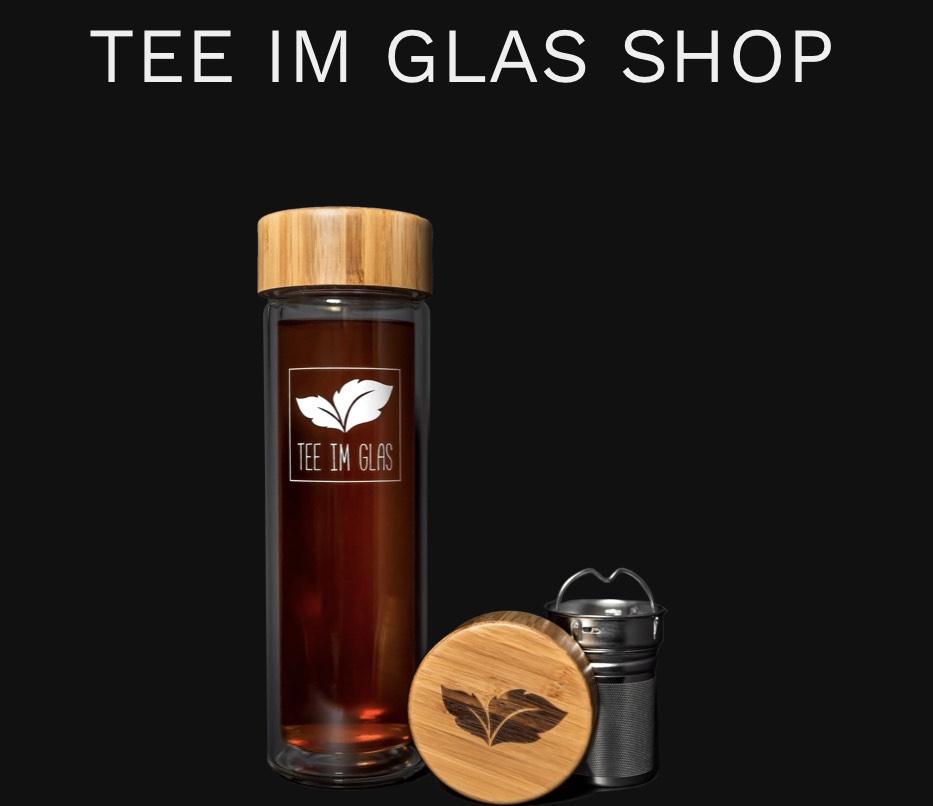 """10% bei """"Tee im Glas"""" (kein MBW) zzgl. 3,90 € Versand"""