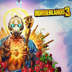 Caster Blaster Waffen-Schmuckstück & 3 goldene Schlüssel (4 Loot-Pakete) kostenlos für Borderlands 3 (PC, PS4 & Xbox One) (Twitch Prime)