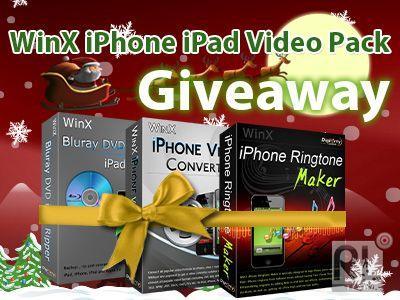 Für PC: WinX iPhone iPad Video Pack (3 Programme für das iPad/iPhone)