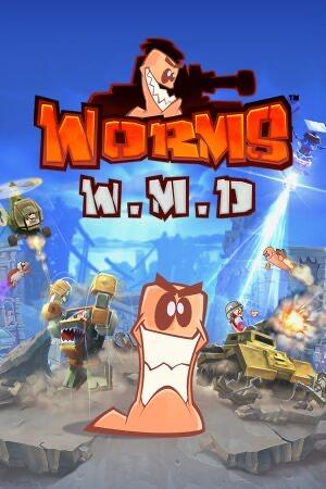 Worms W.M.D Nintendo Switch im Angebot
