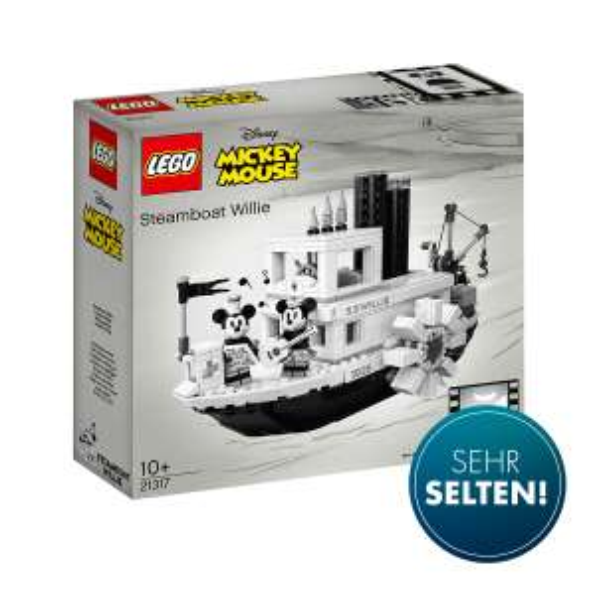 Lego 21317 Steamboat Willie bei Galeria