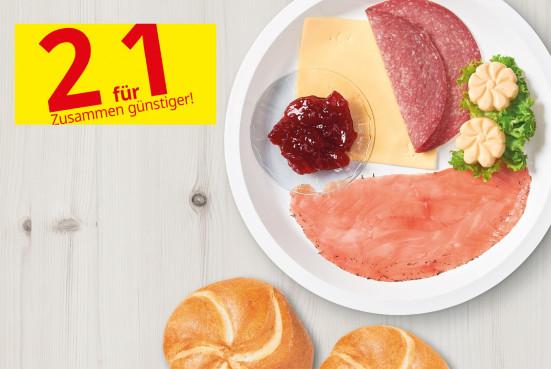 [Lokal IKEA Hofheim Wallau] 2 für 1 schwedisches Frühstück von 9 bis 11 Uhr nur am 27.12.2019 & weitere 2 für 1 Angebote