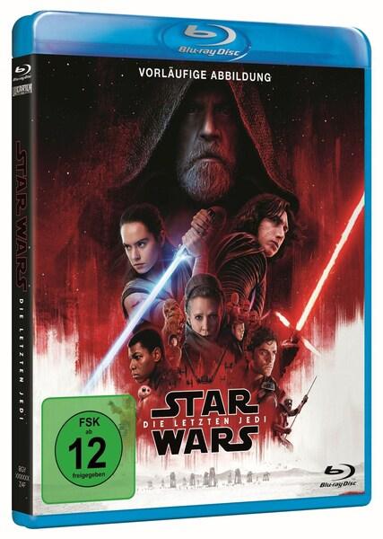 Star Wars: Episode VIII - Die letzten Jedi (+ Bonus-Blu-ray)