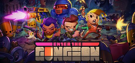 Enter the Gungeon, Ape Out, Witcheye, Heave Ho, Gato Roboto kostenlos ab dem 26.12. (Twitch Prime)