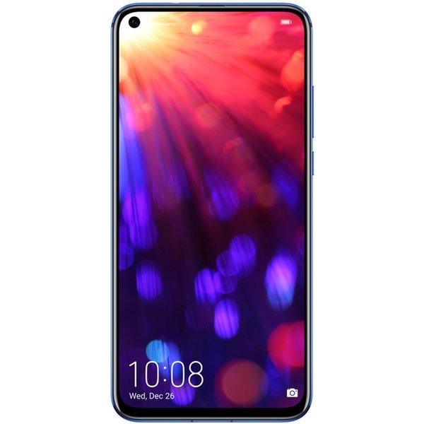 [Check24] Honor View 20 128GB Sapphire Blue Kirin 980, 8 GB RAM, 128 GB, BT5, NFC IR, USB-C, Dual-SIM