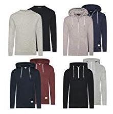 "(Amazon) !Solid Sweatshirt Pullover ""Garon"""