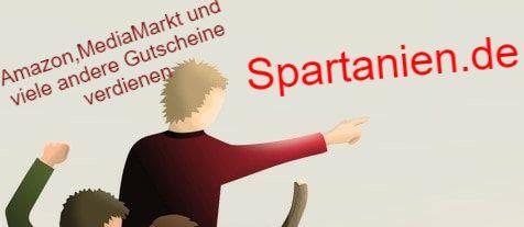 Bei Spartanien.de registrieren und den Newsletter abonnieren, 1 € Amazon Gutschein geschenkt bekommen. Mehrmals möglich.