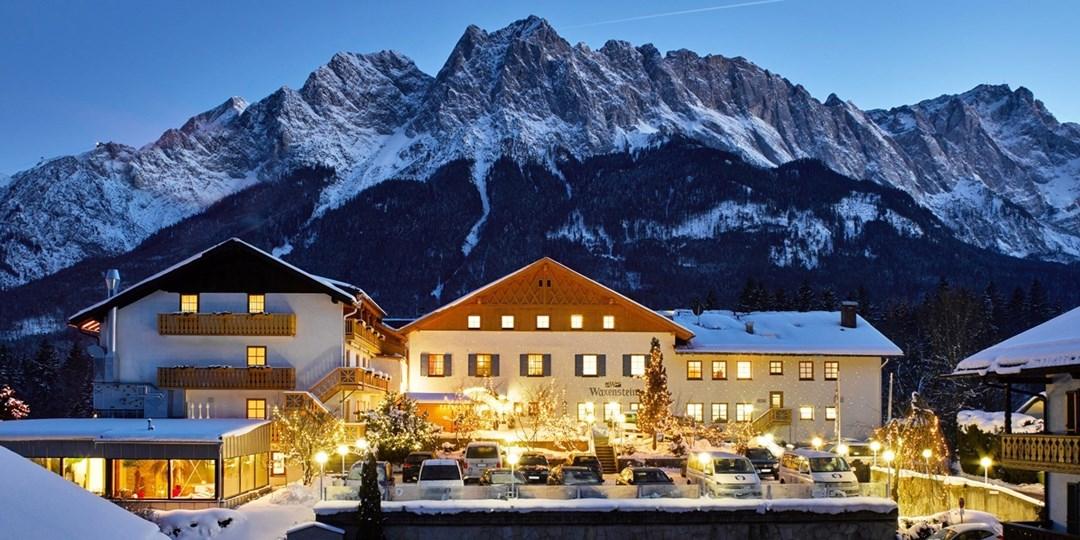 3 Tage (2 Nächte) 4* Hotel nähe Zugspitze inkl. Frühstück p.P. 99€ | 07.01-19.05.2020