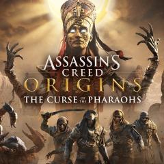Assassin's Creed Origins PS4 DLC Curse Pharao + Hidden Ones (beinahe Season Pass) psn store