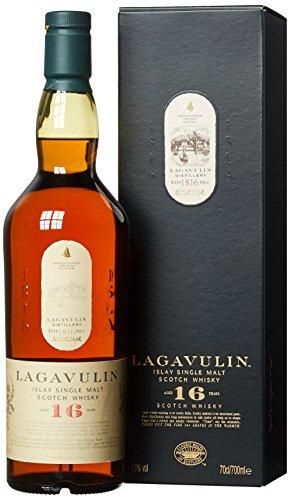 Lagavulin 16 Jahre Single Malt Scotch Whisky [Amazon/Real]