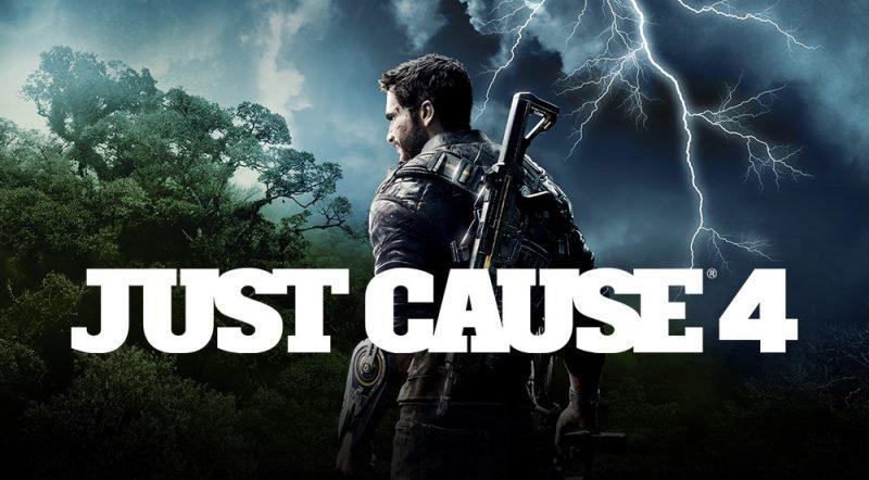 Just Cause 4 - Day One Edition (PS4) für 11,95€ (HD Gameshop)