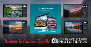 Humble Bundle: Photography and Photo Filters
