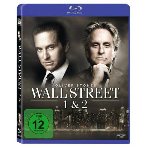 Wall Street 1 + 2 [Blu-ray] für 15,99 Euro @ Amazon.de