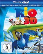 [BluRay] Rio 3D für 16,80€ inkl. Versand