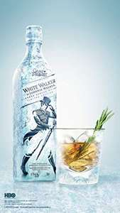 [Amazon Prime] White Walker by Johnnie Walker Blended Scotch Whisky 0,7 l