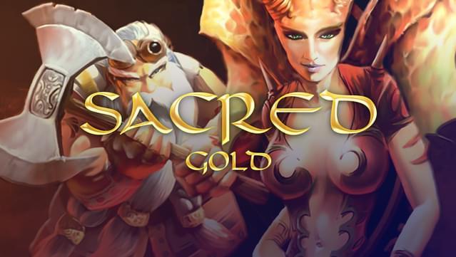 Sacred Gold für 1,79€ bei GOG oder 1,99€ Steam
