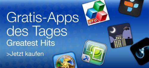 Amazon App-Shop - Greatest Hits 2012 kostenlos downloaden! [Android]