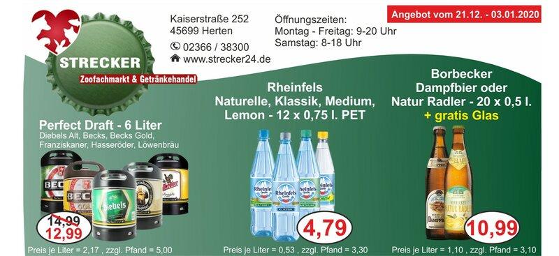 Lokales Angebot Herten ( NRW ) Perfect Draft Fässer für 12,99 € zzgl. 5 € Pfand
