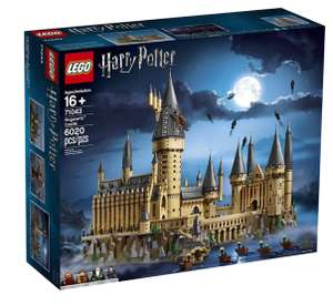 Lego Harry Potter Schloss Hogwarts 71043