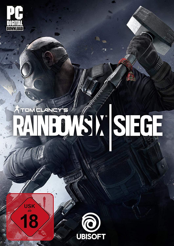 Rainbow Six Siege (PC-Uplay) Amazon