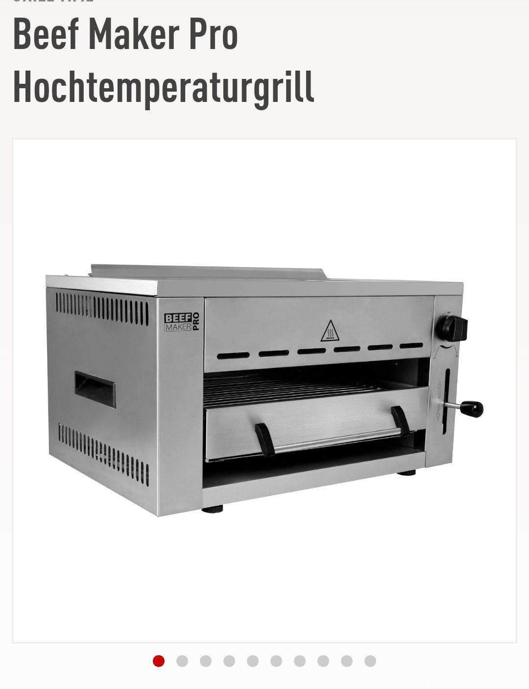 Beef Maker Pro ( Aldi Lokal Kreis Oldenburg Delmenhorst)