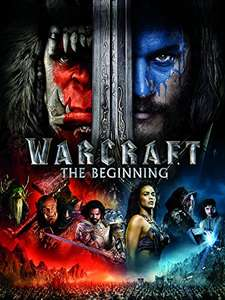 [Prime Video] Warcraft: The Beginning (4K UHD) [dt./OV]