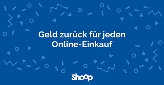 10€ Shoop Registrierungsbonus sichern (ohne KwK)