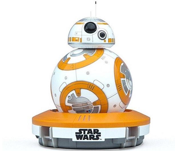 Star Wars Sphero BB-8 Roboter (Steuerung via App) für 39,99€ inkl Versand