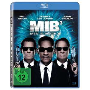 [BLU-RAY] Men in Black 3 @ Saturn.de für 6,00 EUR