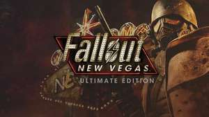 Fallout New Vegas: Ultimate Edition 5,99€ / Fallout 3 - Game Of The Year Edition 5,99€ [GOG]