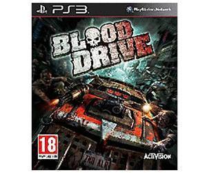 Blood Drive [PS3] für 8,37 EUR inkl. Versand bei ShopTo.net