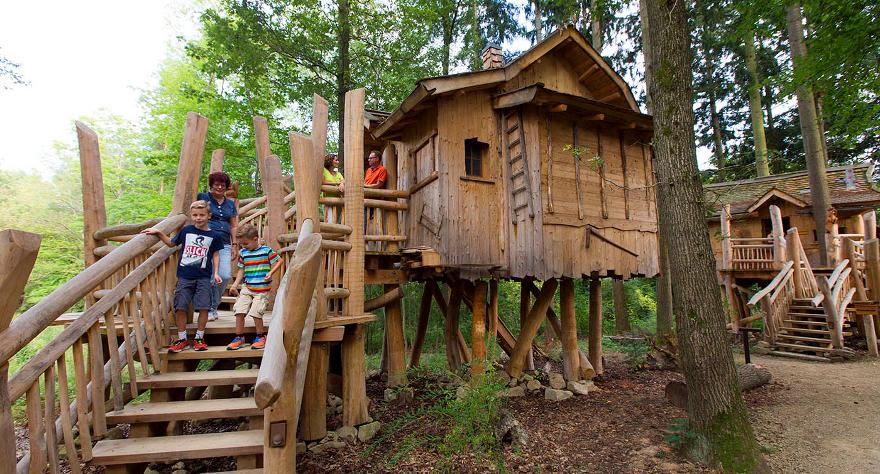 Erlebnispark Tripsdrill 20 € Rabatt auf eine Übernachtung im Natur-Resort in der Sommersaison