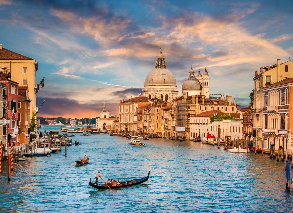 Kurztrip nach Bella Italia: Hin und Rückflug von Stuttgart nach Venedig für 5,86€ (März)