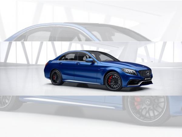 [Privat- & Gewerbeleasing] Mercedes-Benz C 63 AMG S V8 510 PS, LZ 48M., 10T KM p.a., 769,00€ netto / 915,11€ brutto, LF 0,81, GLF 0,82