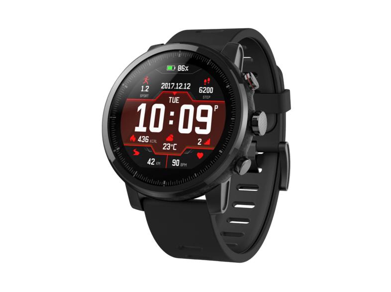"""Huami Smartwatch """"AMAZFIT Stratos"""" *versandkostenfrei* [MediaMarkt / Saturn]"""