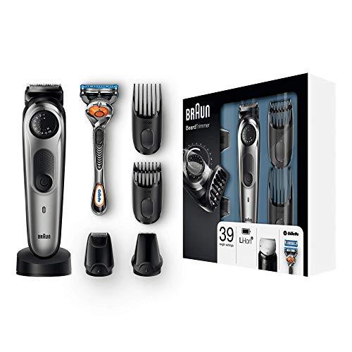 [Amazon Blitzangebot] Braun BT7040 Bartschneider Haarschneider 39 Längeneinstellungen zum Bestpreis