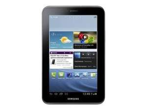 Samsung Galaxy Tab 2 / 7 Zoll / 16 GB / titanium-silver