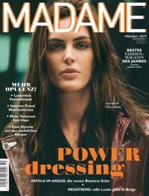 Halbjahresabo Madame für 37 € mit 45 € Amazon Gutschein