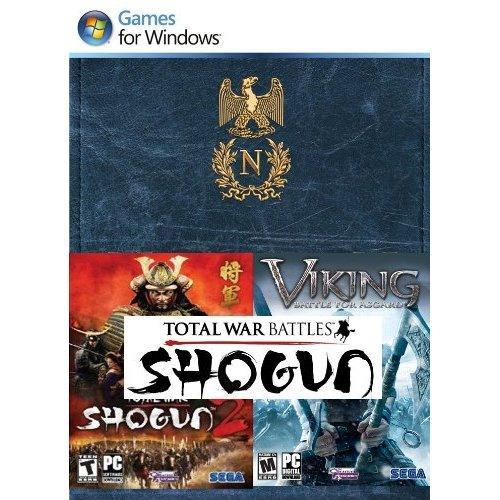 [STEAM] Total War Bundle+ Viking: Battle for Asgard bei Amazon.com