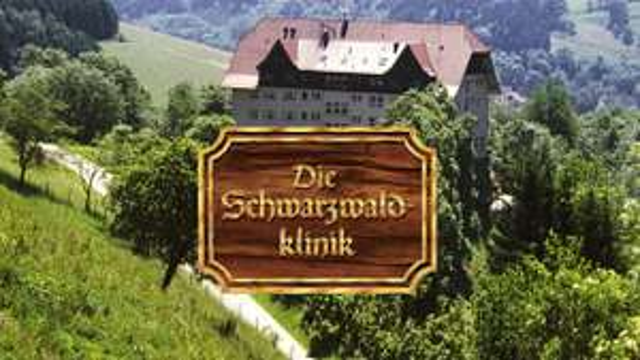 Die Schwarzwaldklinik - Kultserie als komplette Serie im Stream oder über Mediathekview als Download in der ZDF Mediathek