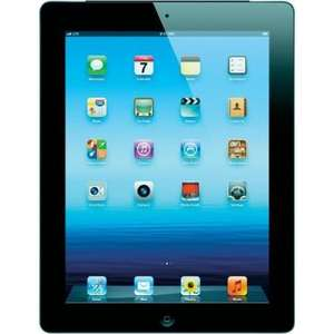 Apple MC705FD/A iPad 3 WiFi 16GB, schwarz