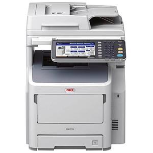 OKI MB770dfnfax Laser-Multifunktionsdrucker