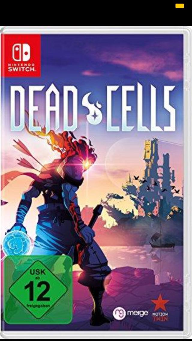 Dead Cells (Switch) 17,49 EUR oder ~14,08 EUR Norwegen (eShop)