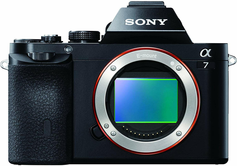 Sony Alpha 7 Systemkamera (Amazon.es)