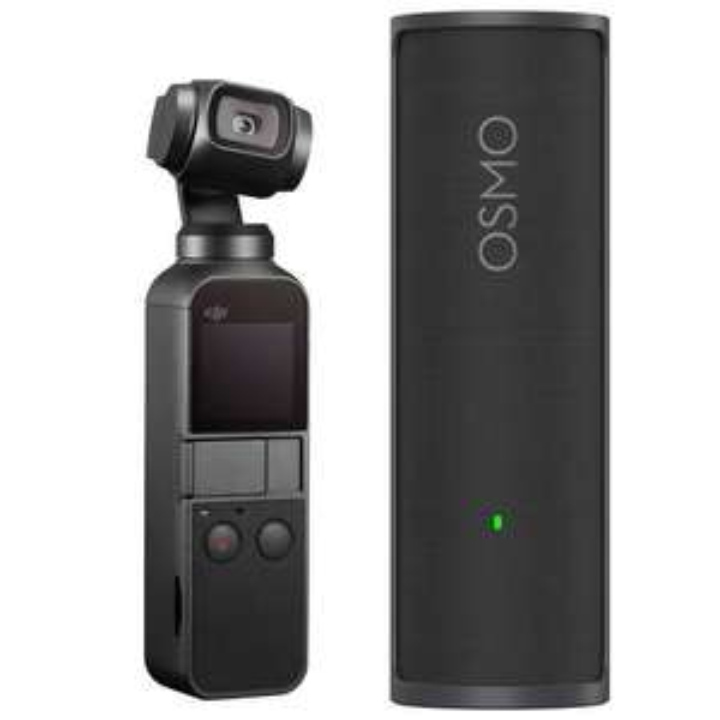 [Schweiz] DJI Osmo Pocket + Charging Case bei interdiscount