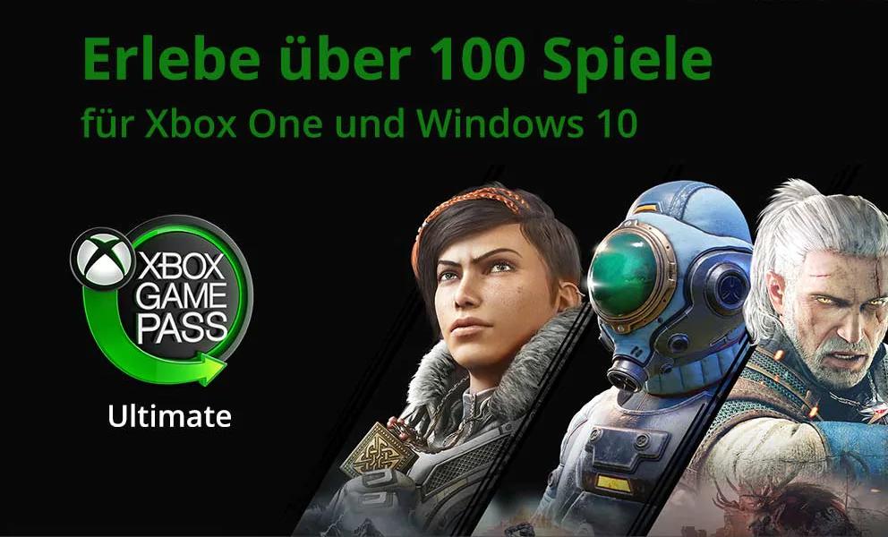 (24.12.2019) 3 Monate Xbox Game Pass Ultimate (Xbox One / Windows 10 PC)