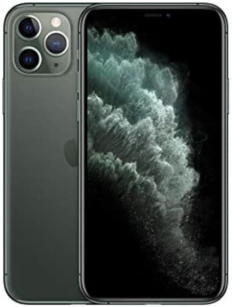 [Amazon] Apple iPhone 11 Pro Max 256GB Nachtgrün