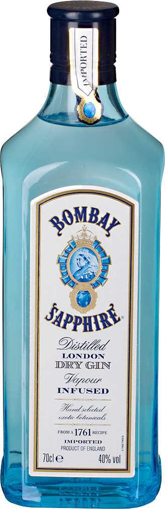 (Kaufland) BOMBAY SAPPHIRE London Dry Gin, 0,7 l Flasche, 40 Vol.%