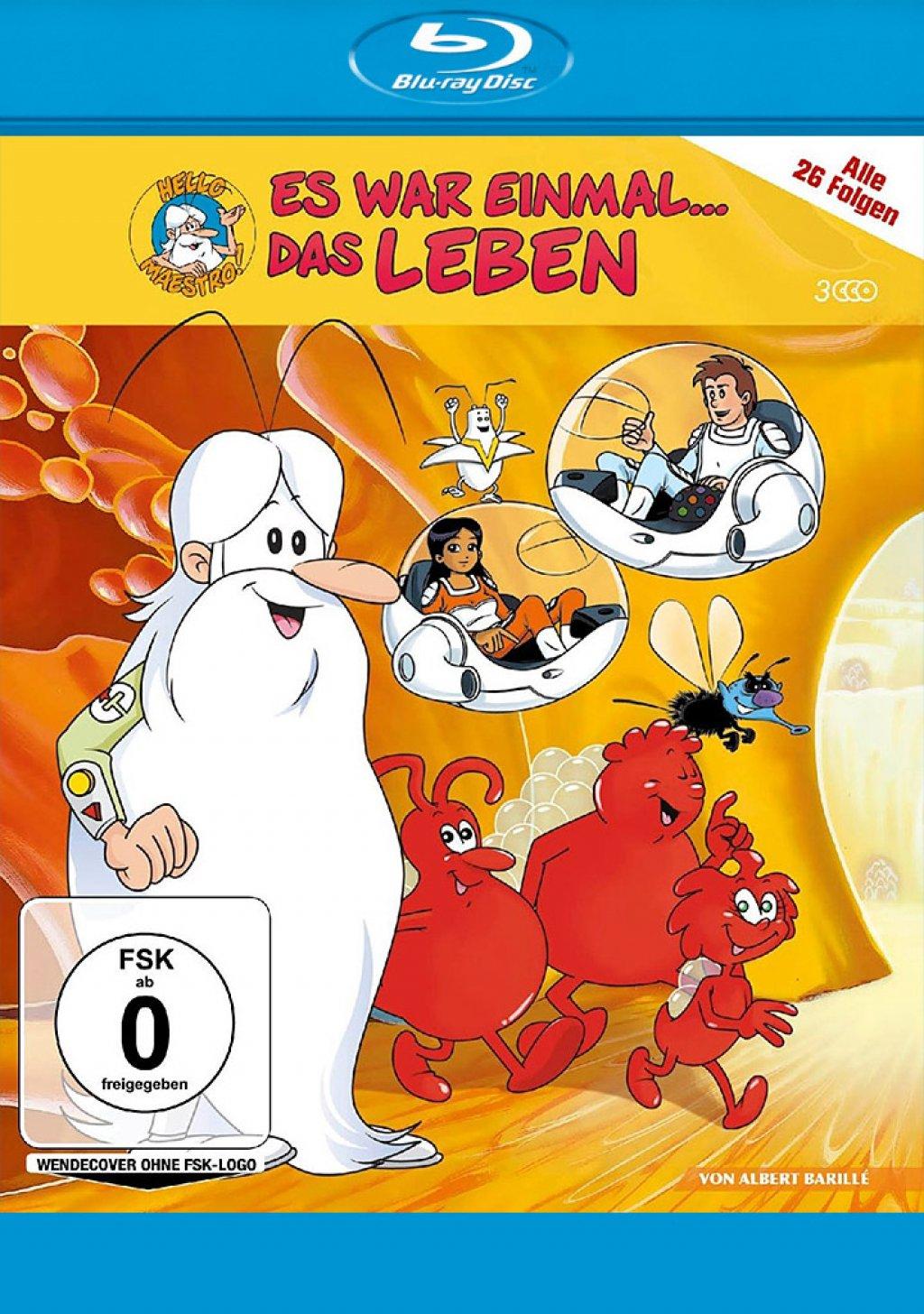 Es war einmal .... das Leben - Komplettset (Blu-ray) für 33,94€ (Alphamovies)